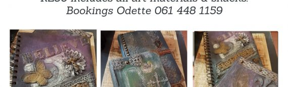 Altered books [workshop]